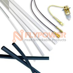 Semi Rigid Pvdf Polyvinyl Fluoried High Temperature Chemical Resistant Heat Shrinkable Tubing 175 84