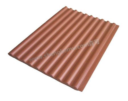 Senkejia 150 Small Round Baord Wpc Decking Wood Plastic Floor