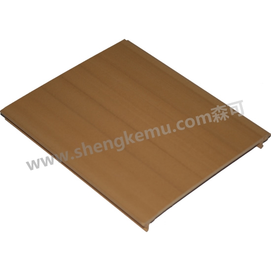 Senkejia 15015 Cut Ceiling Wpc Wood Pvc Floor Anticorrosive Moisture Proof Fireproofing