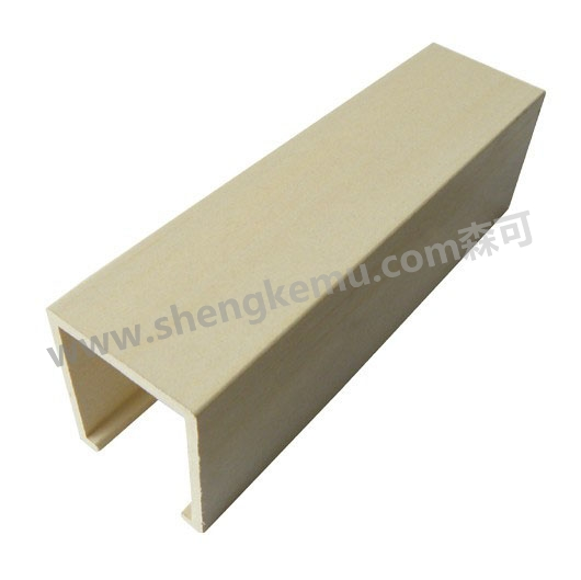 Senkejia 4045ceiling Wpc Decking Pvc Floor Anticorrosive Moisture Proof Fireproofing