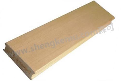 Senkejia 51 16 Solid Square Wood Wpc Deck Pvc Floor Waterproof Board