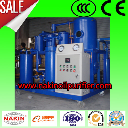 Series Tya Vacuum Lube Oil Purifier Hydraulic