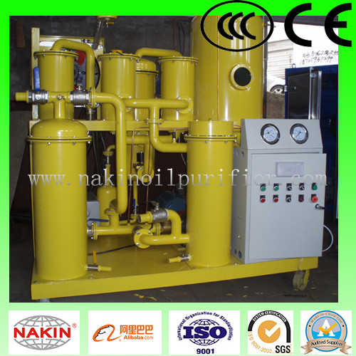 Series Tya Vacuum Lubricating Oil Filtration Machine