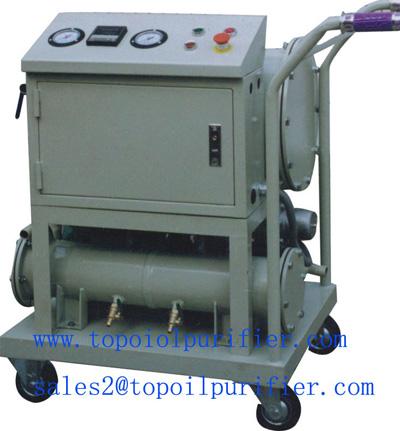Series Tyb Light Fuel Oil Purifier Filter Separator