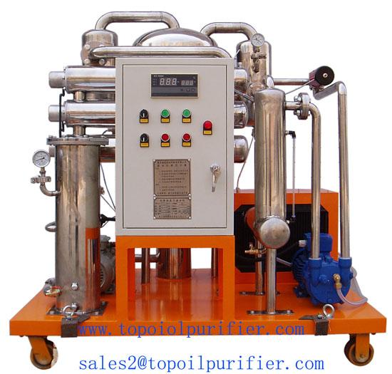 Series Tyf Phosphate Ester Fire Resistant Oil Purifier