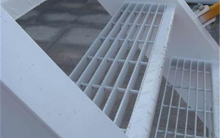 Serrated Bar Steel Grating Anti Skid For Platform