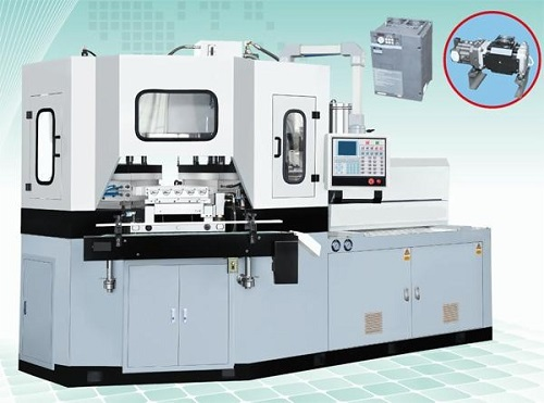 Servo Injection Blow Molding Machine
