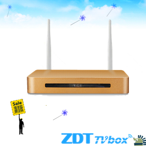 Set Top Box Quad Core Cortex A9r4 Amlogic S802 Cpu Zbm 801