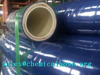 Sewage Treatment Hose With Corrosion Resistant Uhmwpe Tube