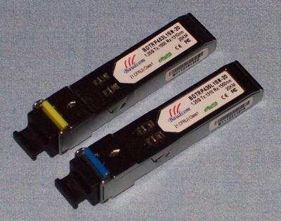 Sfp Wdm Optical Transceiver