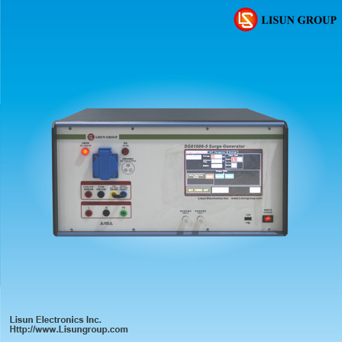 Sg61000 5 Iec61000 4 Lightning Surge Hi Pot Test Equipment