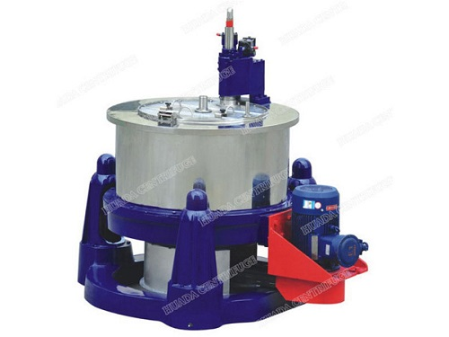 Sgz Three Column Automatic Bottom Discharge Scraper Centrifuges