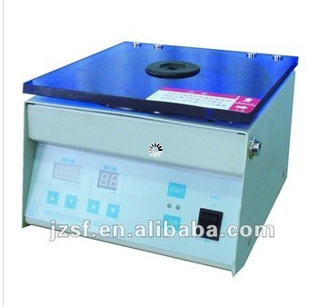 Sh120 2 Desktop Medical Microhematocrit High Speed Centrifuge