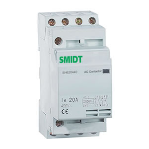 Sh6 Modular Contactor Low Voltage Control Device