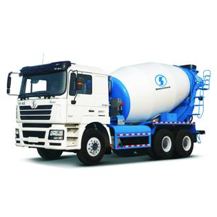 Shacman 6x4 8 Cubic Meters Concrete Mixer Truck
