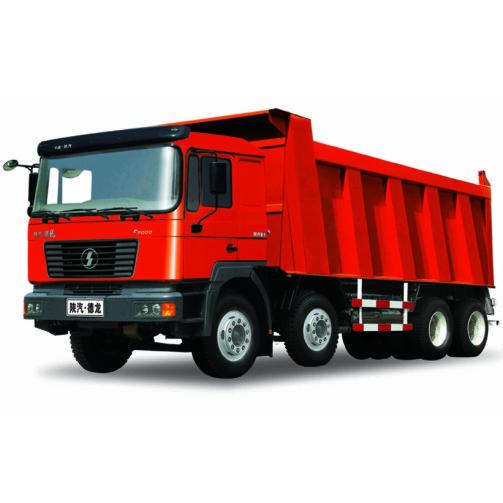 Shacman 8x4 30 Tons Dump Truck