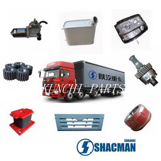 Shacman D Long F3000 Cargo Truck Parts