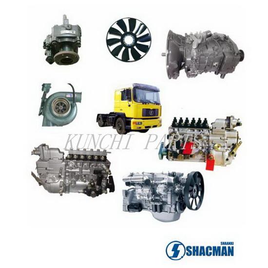 Shacman D Long Truck Engine Parts