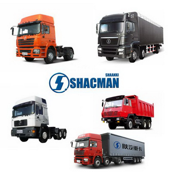 Shacman D Long Truck Parts
