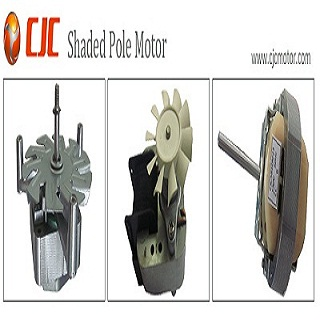 Shaded Pole Motor Fan Air Conditioner