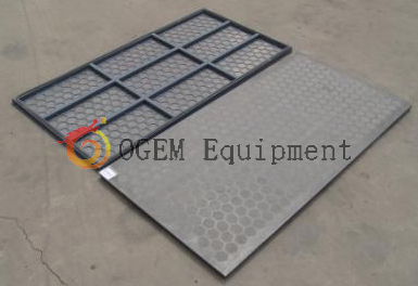 Shale Shaker Screen For Drilling Fluid
