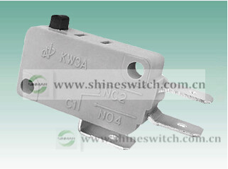 Shanghai Sinmar Electronics Kw3a 16z0 Micro Switches 16a250vac 3pin Basic Form