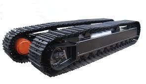 Shantui Sd08 Series Bulldozer Undercarriage