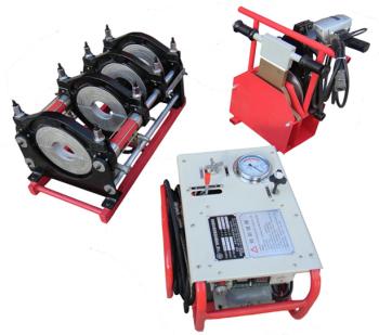 Shbd250 Hydraulic Butt Fusion Welding Machine