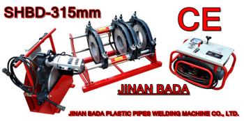 Shbd315 Hydraulic Butt Fusion Welding Machine