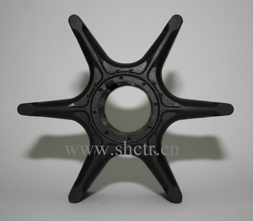 Shctr J 121 Rubber Outboard Impeller Yamaha Engine Cooling 6e5 44352 00 Oem No S18 3071