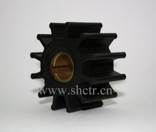 Shctr J 131 Rubber Flexible Impeller Used For Pump Jabsco 4568 0001 Johnson 09 801b