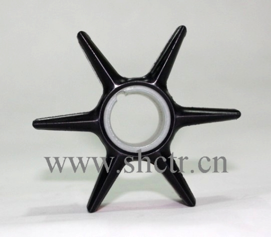 Shctr P 120 Rubber Outboard Impeller Used For Mercury 47 43026 2 Oem No S18 3056