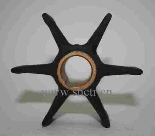 Shctr P 127 Engine Cooling Impeller Omc 389589 Oem No S18 3055