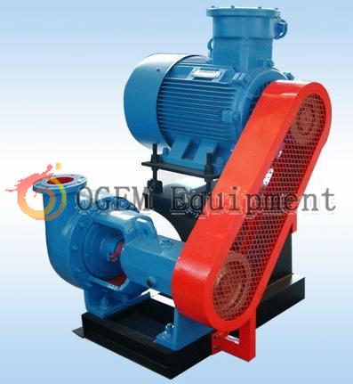 Shear Pump Drilling Equipment