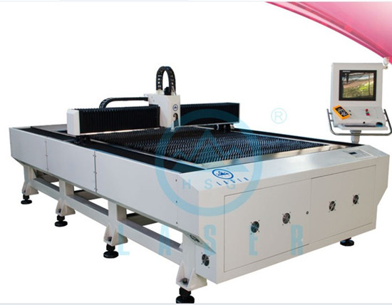 Sheet Metal Laser Cutting Machine Hs F1325 With 100m Min Speed In China