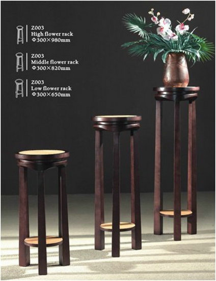 Shenzhen Traditional Plant Stand For Sale