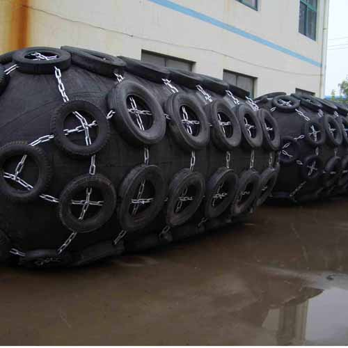 Ship Fenders Are Exported To All Over The World