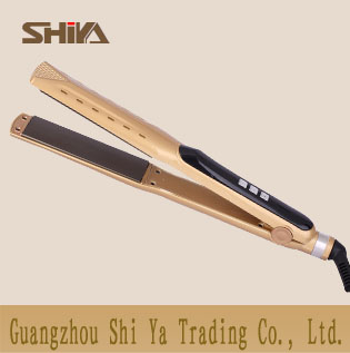 Shiya China Popular Hair Straightening Flat Iron Sy 019