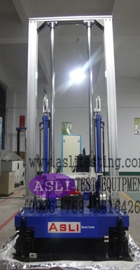 Shock And Bump Test System For Fastener