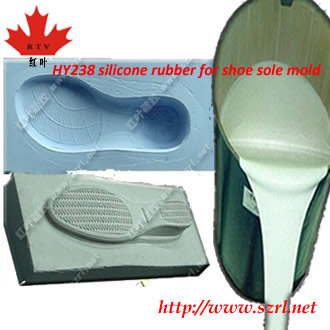 Shoe Mold Silicone Rubber 89948294 Instruction Complex