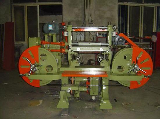 Shoe Sole Bevel Cutting Machine