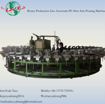 Shoes Making Machine For Pu Insole