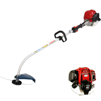 Shoulder Grass Trimmer With Mitsubishi Tle20 Engine