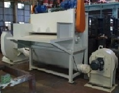 Shredder For Techgene Machinery Co Ltd