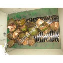Shredo Coconut Husk Front Shredders