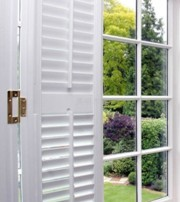 Shutters Are Versatile Enough For Not Only Windows But Also Closets Louver Doors And Room Dividers