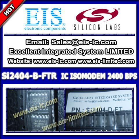 Si2404 B Ftr Silicon Ic Correction System Side 24tssop