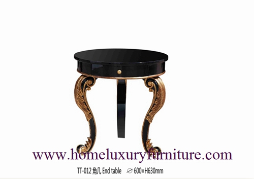 Side Table End Living Room Furniture Coffee Wooden Classical Tt012