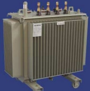 Siemens 4hb5467 4ra05 Oil Immersed Distribution Transformer
