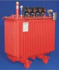 Siemens 4hb5467 4za09 Three Phase Oil Immersed Distribution Transformer